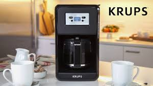 KRUPS EC311 Programmable Digital Coffee Maker