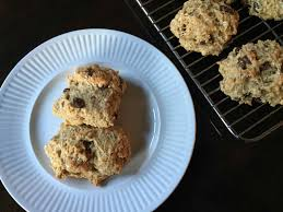 Coconut Rock Buns Recipe