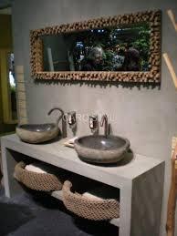 sanitaires bati orient baignoire vasque en bois marbre roc vasque