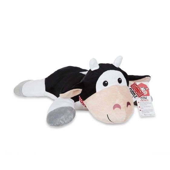 Melissa & Doug Plush- Cuddle Cow