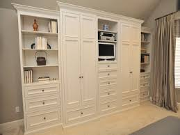 White Storage Cabinets For Living Room by Bedroom Mesmerizing Furniture Modern Wall Units Living Room