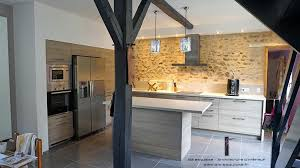 cuisine et maison cuisine et escalier domozoom com