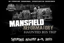 Mansfield Prison Tours Halloween 2015 by Mansfield Reformatory Haunted Bus Trip Presented By Haunted