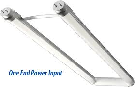 led u bent light only 15 watts replaces up to 34w