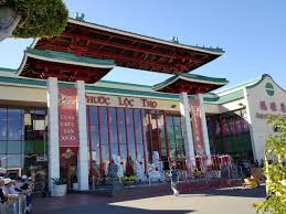 gods of fortune Picture of Asian Garden Mall Westminster