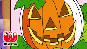 Color By Numbers Halloween Coloring Book App Online Games Album Generator Best Apps For Kids