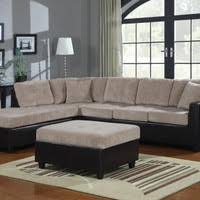 Chocolate Corduroy Sectional Sofa by Best Chocolate Leather Sofas Products On Wanelo