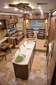 For When We Retire And Live Travel In An RV This Would Be What Motorhome InteriorRv
