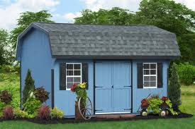 buy wooden storage sheds direct from the amish builders