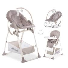 Hauck Sit N Relax 3 In 1 Highchair - Stretch Beige | Buy At ...