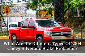 100 Chevy Truck Brake Lines What Are The Different Types Of 2004 Silverado