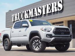 100 Used Toyota Tacoma Trucks For Sale 2018 TRD OFF Road Double CAB 5 In