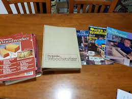 Practical Woodworking Magazine Download by Woodworking Magazines Gumtree Australia Free Local Classifieds