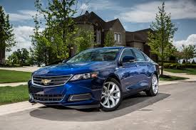 Chevy Impala Is 2014 s Most fortable Car under $30 000