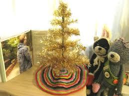 How To Crochet A Christmas Tree Skirt