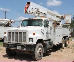 1987 International F2554 Bucket Truck | Item L4271 | SOLD! J...