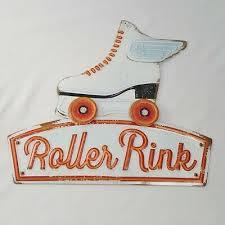50 s drive in diner car hop hops on roller skates