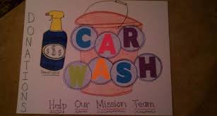 Homemade Car Wash Posters Poster Ideas Close Pinterest