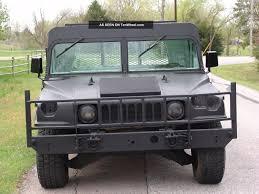 100 Am General Trucks 1987 Humvee Hummer M998 H1