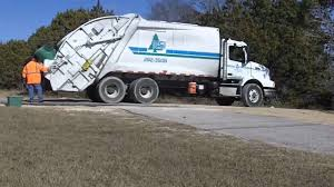 Garbage Truck Day Again! Here Come The TRASH TRUCK! - YouTube
