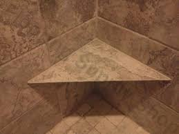 Tile Redi Niche Thinset by Ready To Tile Seats And Shelves Flooring Supply