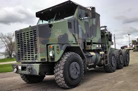M1070 8×8 Military HET Truck | Oshkosh Equipment Sales, LLC Okosh Cporation 1996 S2146 Ready Mix Truck Item Db8618 Sold Oct Still Working Plow Truck 1982 Youtube Family Of Medium Tactical Vehicles Wikipedia Trucking Trucks Pinterest And Classic Support Cporations Headquarters Project Greater 1917 The Dawn The Legacy Stinger Q4 Airport Fire Arff Products
