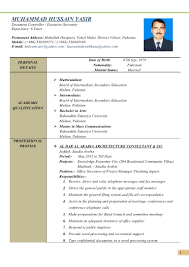 Storekeeper Resume Format April Onthemarch Co