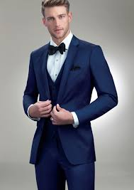 2 Greys If You Arent Quite Ready To Walk Down The Aisle In A Cobalt Blue Tuxedo Or Maybe Dont Want Go Completely Formal Grey Suit Is Perfect