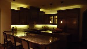 led lights above kitchen cabinets kitchen lighting ideas