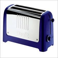 Dualit Lite 4 Slice Toaster Cobalt Blue