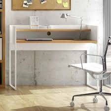 Temahome Oslo Office Desk By In Oak And Pure White Find This Pin More On Home