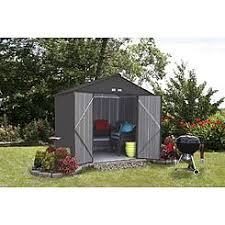Arrow Woodridge Steel Storage Sheds by Garden Sheds Storage Buildings Sears