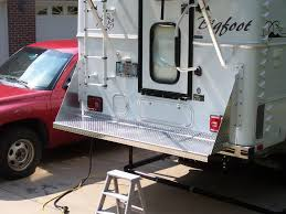 100 Truck Camper Steps Porch And Steps Ideas Pinterest