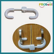 Drill In Cabinet Door Bumper Pads by Cabinet Latch Plastic Cabinet Door Lock Baby Safety Adhesive