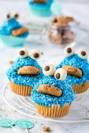 so richtig saftige und leckere krümelmonster muffins