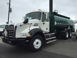 100 Gabrielli Trucks 2010 Mack With A 4000 Gallon Steel Cardinal Combo Amthor
