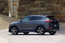 2017 Hyundai Tucson Reviews and Rating