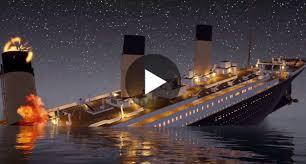 titanic sinking animation 2012 actual picture of titanic sinking sinks ideas