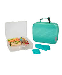 All Gone Turquoise Complete Lunch Box Set