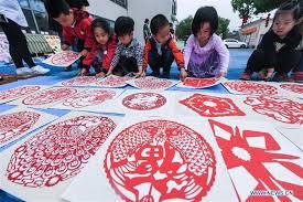 CHINA ZHEJIANG CHINESE PAPER CUTTING CHARITY BAZAARCN