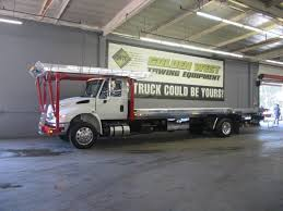 Tow Trucks For Sale|International|4400 Chevron 4 Car|Fullerton, CA ...