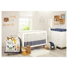 little love by nojo aztec 5pc crib bedding set target