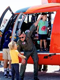 Kid's Air Faire Ignites The Aviation Spark