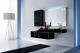 White Bathroom Wall Cabinet Without Mirror by Bathroom Black Wishbone Chairs And Modern Bathroom Mirror