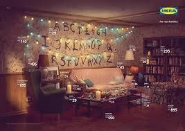 ikea möbelhaus stellt wohnzimmer der simpsons und friends