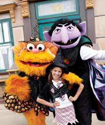 Sesame Place Halloween Parade by Children With Disabilities Are Vip U0027s At A Free Day At Sesame Place