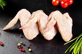 cuisiner la viande frais et viande crue prêt à cuisiner blanc d ailes de poulet