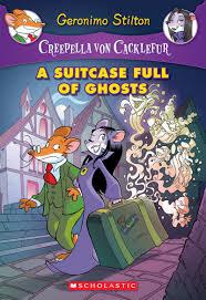 Halloween Picture Books Online by Geronimo Stilton Scholastic