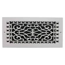 Decorative Return Air Grille Canada by Smi Ventilation Products Registers U0026 Grilles Hvac Parts