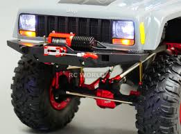 100 Axial Rc Trucks SCX10 2 Truck 5KG ELECTRIC WINCH W SWITCH For Jeep Rock
